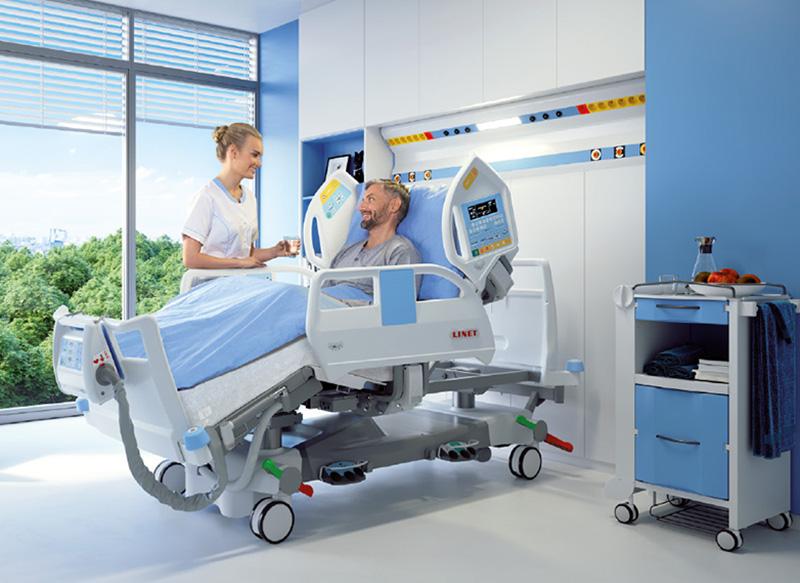 LINET kórházi ágyak